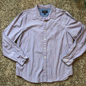 AE striped shirt